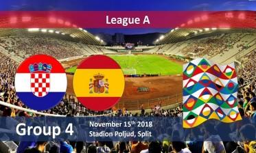 دوري الأمم الأوروبية: كرواتيا تبحث عن الثأر من إسبانيا