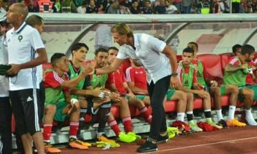 نهائيات أمم إفريقيا...رونار يهنئ مجددا اللاعبين بعد التأهل