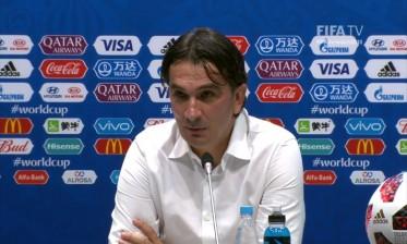 مدرب كرواتيا: الفوز مستحق على إسبانيا