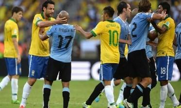 البرازيل والأوروغواي كلاسيكو لاتيني في مواجهة ودية مثيرة
