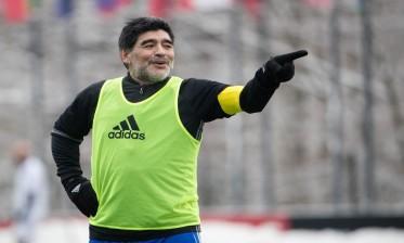 مارادونا: سولاري لن يستمر طويلا مع الريال