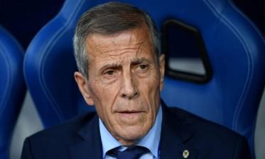 تاباريز غاضب بسبب 4 هزائم متتالية للأوروغواي