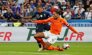 قمة نارية بين فرنسا وهولندا في دوري الأمم الأوروبية
