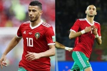 بلهندة وزياش يغبيان عن مباراة تونس