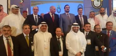 الهلالي عضوا في المكتب التنفيذي لاتحاد الاتحادات الرياضية العربية