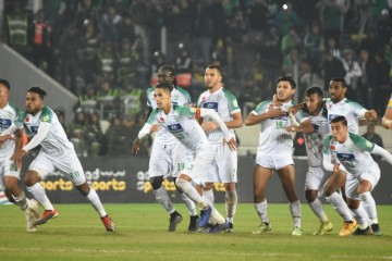 تأهل صعب للرجاء إلى ربع نهائي كأس زايد