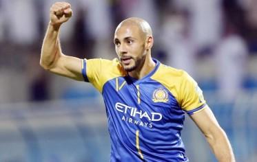 ديربي الرياض يتوج أمرابط أفضل لاعب