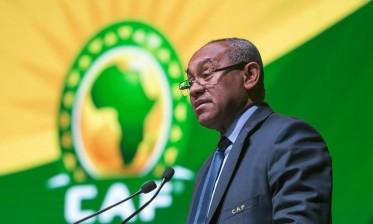 """رئيس الكاف يكشف موعد إعلان المنظم الجديد لـ""""كان 2019"""""""