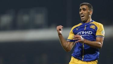 حمدالله يتوج بأول جائزة في الدوري السعودي