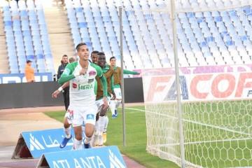 الرجاء البيضاوي يتأهل لدوري المجموعات