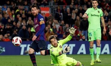 """برشلونة """"مهدد"""" بتوديع كأس ملك إسبانيا رغم تأهله"""