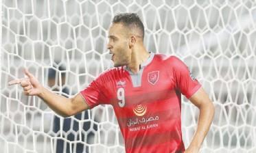 العربي يحرز الهدف 19 في دوري نجوم قطر
