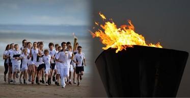 طوكيو تكشف عن تصميم الشعلة الأولمبية