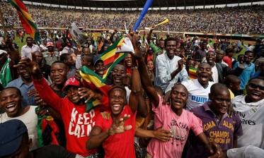 مصرع مشجعة من زيمبابوي بعد التأهل لكأس أمم أفريقيا
