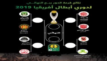 الوداد تنتظره مباراة حارقة في نصف نهائي دوري الأبطال