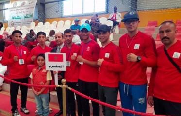 المنتخب المغربي يحرز ست ميداليات في البطولة العربية للملاكمة