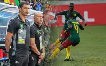 السلامي يشكك  في أعمار لاعبي منتخب الكاميرون