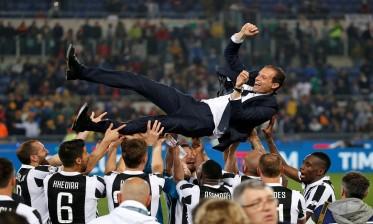 جوفنتوس بطل للدوري الإيطالي للمرة 35 في تاريخه