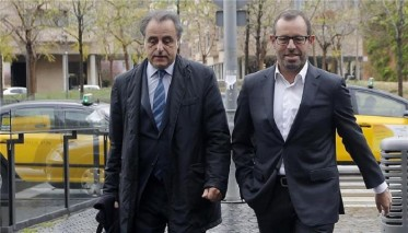 براءة رئيس برشلونة السابق من تهم الفساد المالي