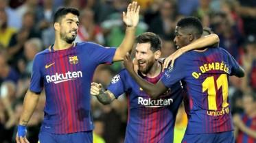 نهاية موسم صعبة رغم مضي برشلونة نحو الاحتفاظ باللقب