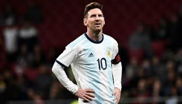 ميسي امام فرصة لمصالحة جماهير منتخب الأرجنتين