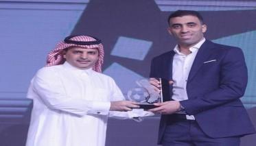 حمدالله يفوز بجائزة جديدة مع النصر