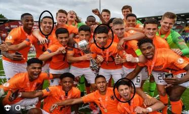 3 مغاربة يقودون هولندا للقب كأس أوروبا لأقل من 17 سنة