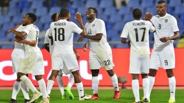 مدرب ناميبيا يعد بإحداث مفاجأة