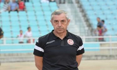 """مدرب تونس يصف العرض أمام أنغولا بـ""""السيء"""""""