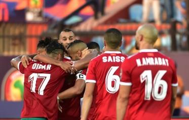 ماذا كتبت الصحف المصرية عن فوز الأسود؟
