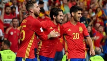 مورينو مدربا لمنتخب إسبانيا خلفا لإنريكى