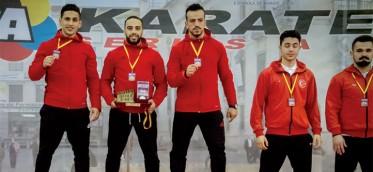 4 ميداليات ذهبية للمنتخب المغربي