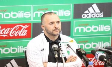 مدرب الجزائر متخوف من السينغال