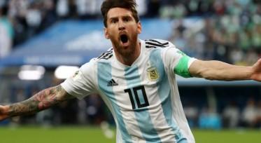 ميسي ينقذ الأرجنتين من الخسارة