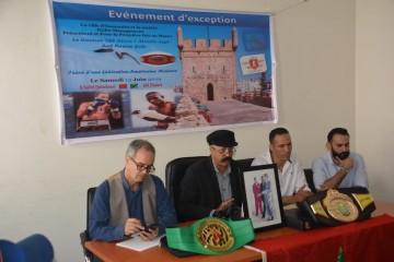 بطل الملاكمة حبشان يجر رحيلو للمجلس الأعلى للحسابات