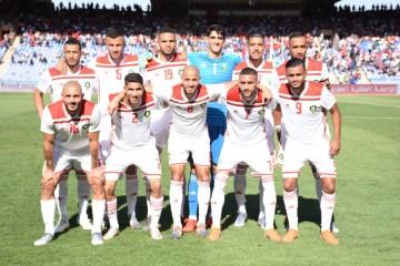 المنتخب الوطني يشد الرحال الى مصر