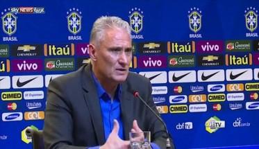 مدرب البرازيل يعترف بتراجع مستوى السلساو