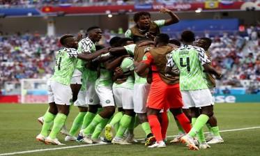 نيجيريا لا تنهزم في مباراة الترتيب