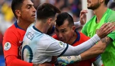"""""""الكونمبول"""" يوقف ميسي والاتحاد الأرجنتيني يرد"""