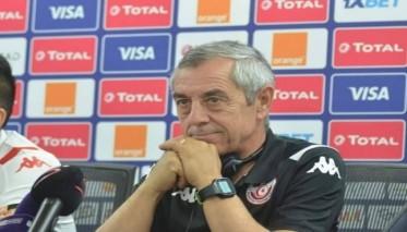مدرب تونس: مواجهة نيجيريا صعبة والمركز الثالث هدفنا