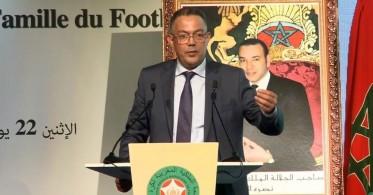 لقجع: كرة القدم المغربية تعاني الفساد