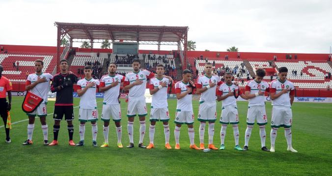 الألعاب الإفريقية ...المنتخب المغربي يفوز على جنوب إفريقيا