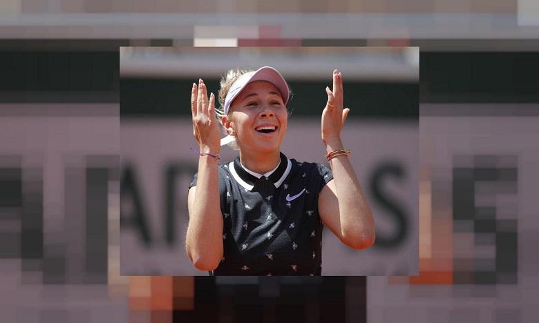 أنيسيموفا تنسحب من بطولة أمريكا المفتوحة للتنس لهذا السبب