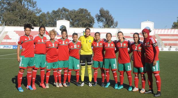 المنتخب النسوي يفوز في ثاني مباراته بالألعاب الإفريقية