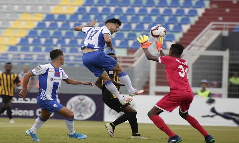 كأس محمد السادس للأندية العربية...اتحاد طنجة يودع المسابقة