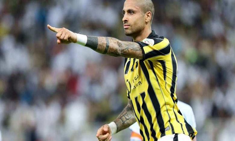 دا كوستا يحرز أول هدف بكأس محمد السادس للأندية العربية