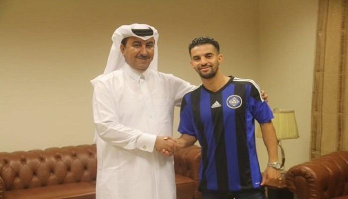 بوصوفة ينتقل لدوري نجوم قطر