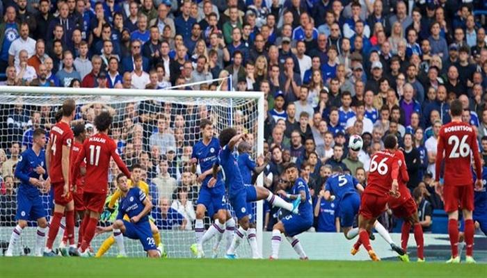 ليفربول يحقق الفوز السادس على التوالي بالدوري الإنجليزي