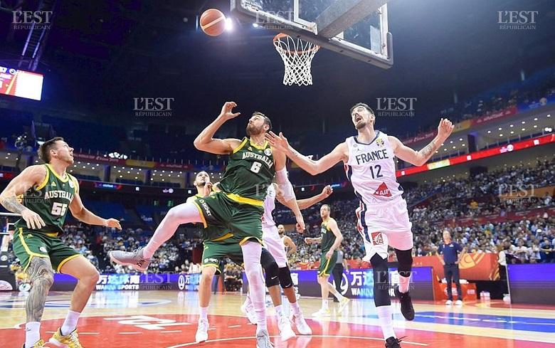 برونزية لفرنسا في مونديال السلة
