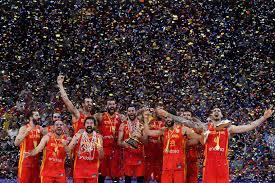 إسبانيا بطلة العالم للسلة للمرة الثانية على التوالي